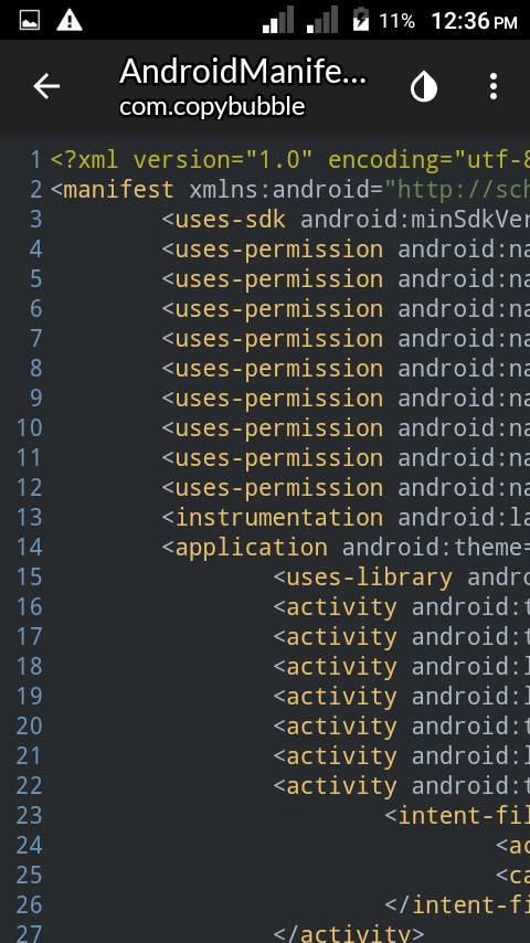 Android দিয়েই যেকোন এন্ড্রয়েড এপস XML এবং Java File দেখুন আর শিখুন বা বানিয়ে ফেলুন আপনার এন্ড্রয়েড এপস…
