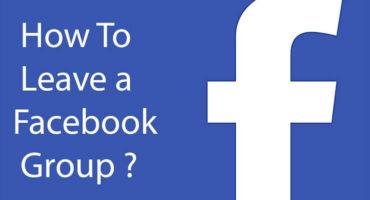 ফেসবুকে সকল পাবলিক গ্রুপ থেকে লিভ নিন মাত্র এক ক্লিকে | Facebook Updated Tips 2020