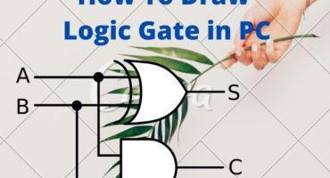 কম্পিউটার দিয়ে লজিক গেইট (Logic Gate) তৈরি করুন।