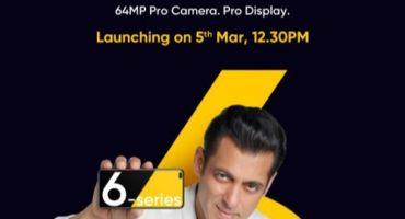 Realme 6 & 6 Pro বাজারে আসছে এই মাসেই সাথে থাকবে রিয়েল ব্যান্ড ঘড়ি