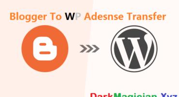 Blogger সাইটের Adsense WordPress সাইটে ব্যবহার করার সহজ ট্রিক Google Site Kit ব্যবহার করে