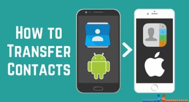 Android এ Save করা Contact iPhone মোবাইলে Transfer করার পদ্ধতি