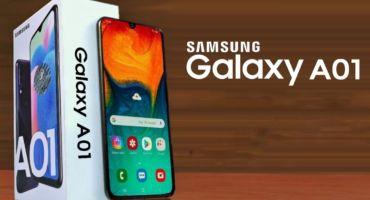 অ্যান্ড্রয়েড রিভিউ পর্ব ০১ঃ Samsung Galaxy A01 Full Specifications