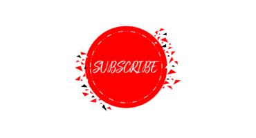 আপনার YouTube Channel-এর জন্য Download করে নিন একটি সুন্দর Subscribe Watermark