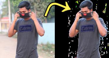একদম সহজেই ছবির  Background Remove করুন। HD Quality Background Remove করুন।