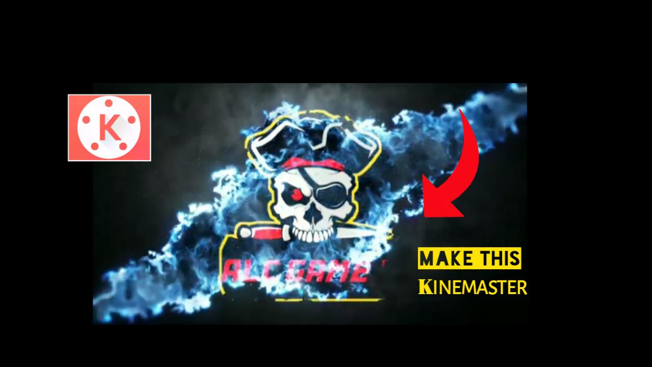 কিভাবে slash logo reveal intro বানাবেন কাইনমাস্টার অ্যাপ দিয়ে(for youtuber..like hack tube)