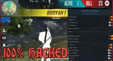 [FREE FIRE] THE FREE FIRE HAS BEEN HACKED | FULL TUTORIAL OF FREE FIRE HACKED MOD APP | NO BAN, NO SCRIPT | HACKED 100% WITH LIVE PROOF. (Download link fully available now) )