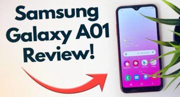 Samsung A01 Full review | ৯,০০০ টাকার গেমিং মোবাইল?