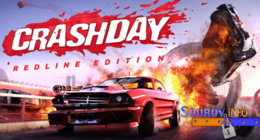 Crashday RedLine Edition Games Review – 500MB For PC