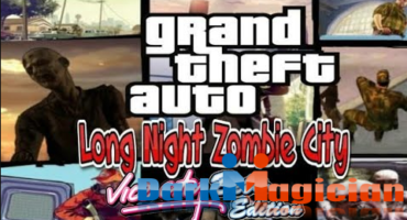 GTA Long Night Zombie City PC Games Review