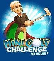 Mini Golf Challage 99 Hole অসাধারণ একটি Sport Java গেম ।