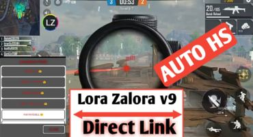 Lora Zalora V999 Mod Menu | Free Fire New Hacked App | 97% Safe Ban, With Auto HS |