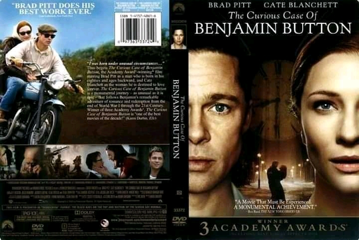 The Curious Case of Benjamin Button (2008) অস্কারজয়ী হলিউড – মুভি রিভিউ