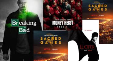 আমার বেস্ট জনপ্রিয় চারটি টিভি সিরিজ