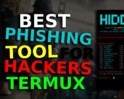 Advanced Phishing Tool for Termux | যেকোনো ওয়েবসাইটের ফিসিং সাইট বানিয়ে নিন