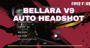 BELLARA V1.49.X FREE FIRE NEW MOD MENU / AUTO HEADSHOT / AIMBOT / ESP HCK / MORE