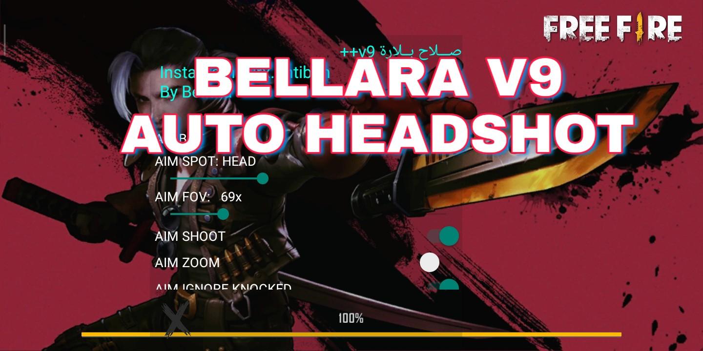 BELLARA V1.49.X FREE FIRE NEW MOD MENU / AUTO HEADSHOT / AIMBOT / ESP HCK / MORE