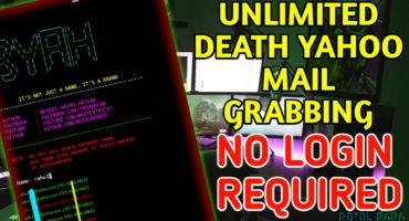 [HOT] আনলিমিটেড Death Yahoo মেইল Grabbing করার নতুন টুলস ! Yahoo আইডি হ্যাক হবে আরো সহযে !🔥 { BYAH } 💥🔥