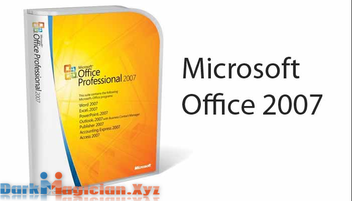 Microsoft Office 2007 With Serial Key Highly Compressed