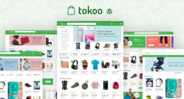 [🔥হট অফার] নিয়ে নিন একদম ফ্রিতে Tokoo – Electronics Store WooCommerce Theme for Affiliates, Dropship and Multi-vendor Websites (With License)