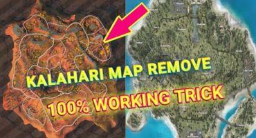 How To Remove Kalahari Map In Rank Mod [] Rank থেকে কালাহারি বাদ দিন