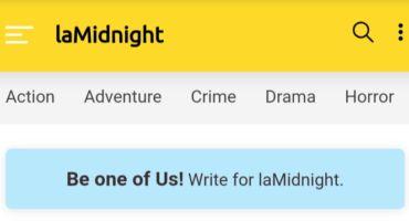 নিয়ে নিন lamidnight.com ওয়েবসাইটের প্রিমিয়াম ব্লগার টেমপ্লেট একদম ফ্রিতে!