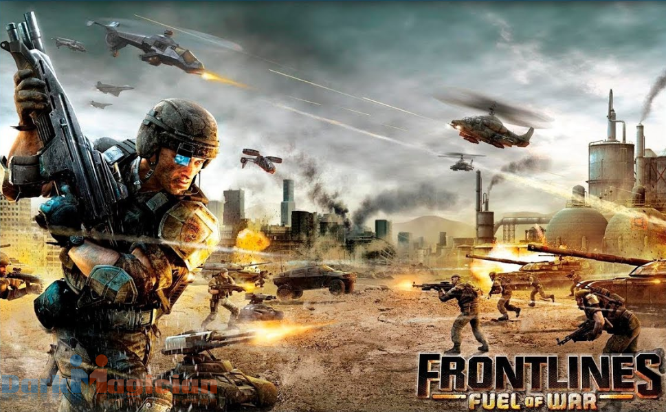 Frontlines – Fuel of War PC Games Review