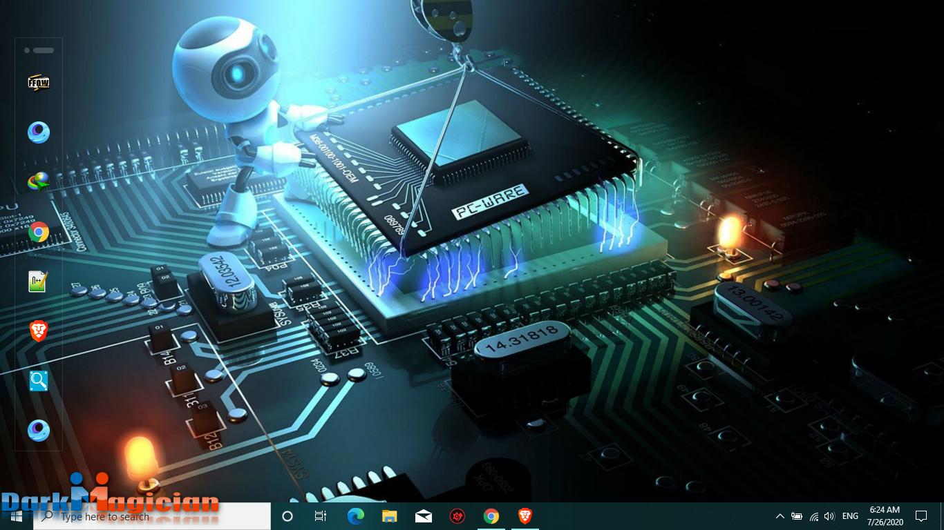 Windows 10 এর মধ্যে ব্যবহার করুন Ubuntu এর মত Sidebar