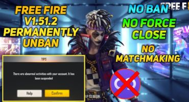 UNBAN DEVICE PLAY ORGINAL FREE FIRE | NO MATCH MAKING PROBLEM – সমাধান করা হয়েছে। PLAY RANK / CLASSIC EASILY [] NO BAN 100% ALL DEVICE WORKING TRICKS