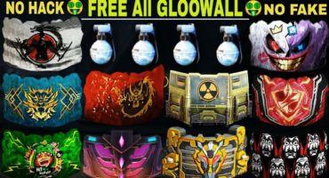 Free Fire 5 Gloo Wall Skin Get 100% Free   New Letest Trick 2020   Gloo Wall Glitch  
