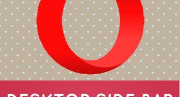 Desktop এর মত ব্রাউজারে সাইড বার ট্যাব ব্যবহার করুন আপনার এন্ড্রয়েড ফোনে Opera Browser দিয়ে।রয়েছে আরো কিছু ফিচার। [ যারা জানেন না পোস্টটি তাদের জন্য]