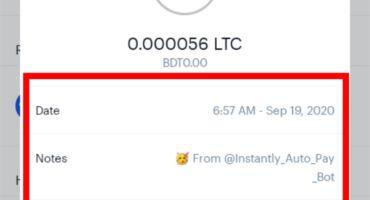 আনলিমিটেড LiteCoin ইনকাম করুন আর Instant Payment নিন আপনার Coinbase Account এ ( With Payment Prove)