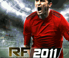 জাভাতে খেলুন Android এর Real Football 2011 Game.