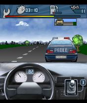 জাভাতে খেলুন Android এর Dr. Driving Game.