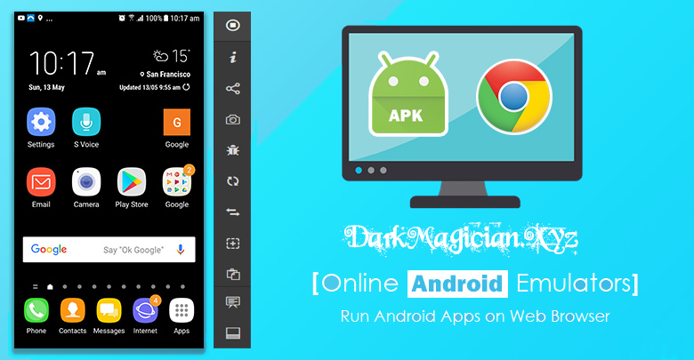Browser Android Emulator থাকবেনা ইন্সটল করার ঝামেলা