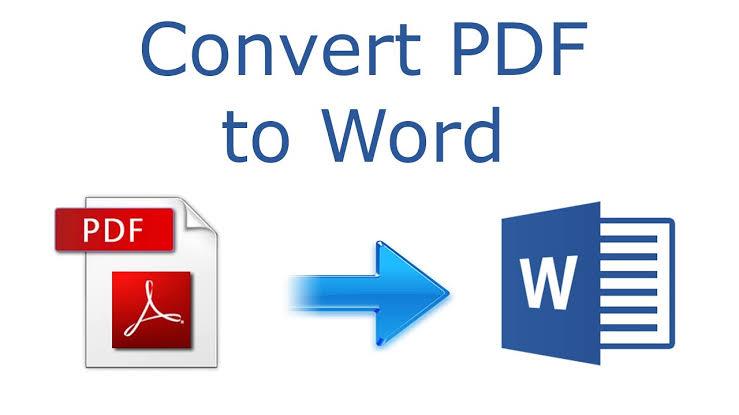 [Update post]দেখে নিন কি ভাবে সহজেই PDF ফাইল WORD ফাইলে কনভার্ট করবেন ?