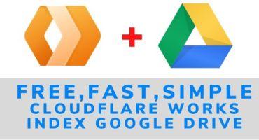 আপনারা Google Drive কেই একটি ফাইল শেয়ারিং সাইট এ পরিনত করুন সম্পূর্ণ ফ্রিতে (Without Domain and Hosting, Using Cloudflare)