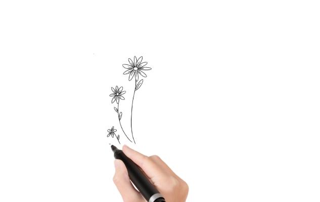 এন্ড্রয়েড মোবাইল দিয়ে whiteboard animation  ভিডিও বানান।