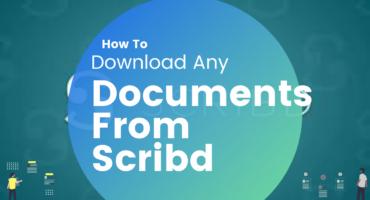 Download করুন যেকোন Scribd Documents File Log in অথবা Sign up না করেই