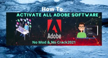 যেভাবে Activate করবেন Adobe এর সকল Original Software with Adobe cc Genp v2.7