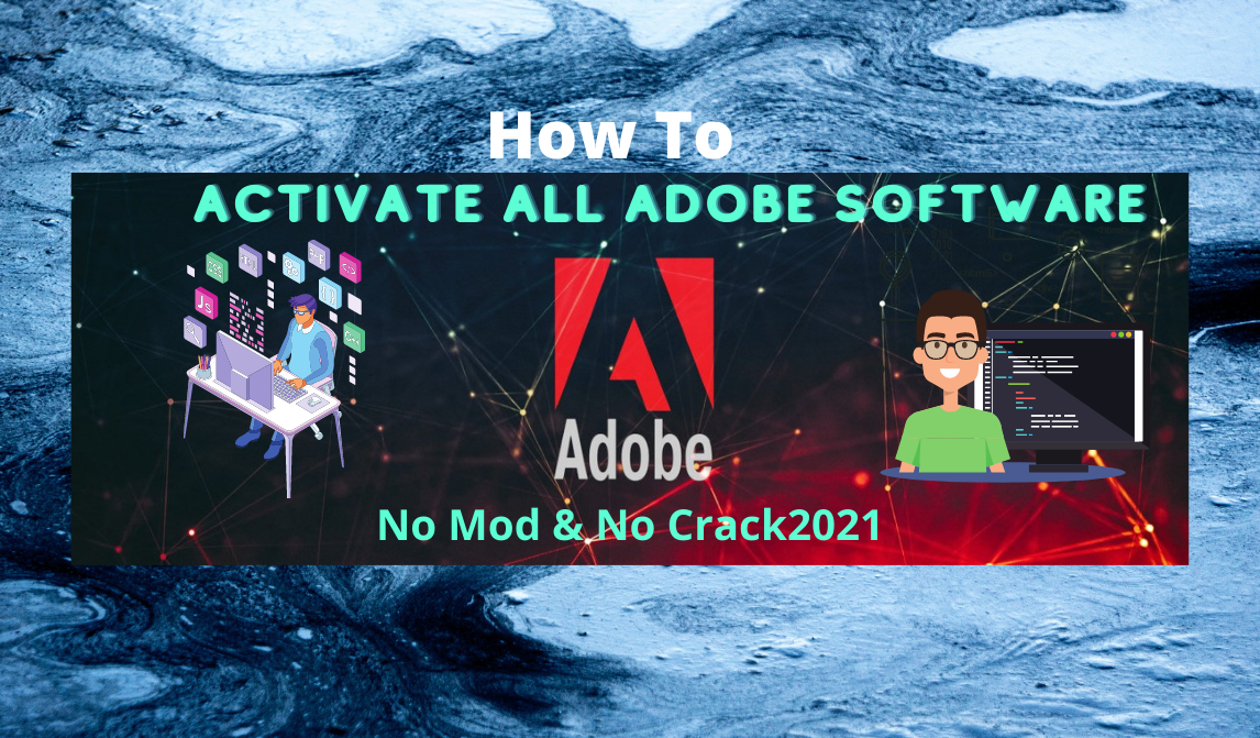 যেভাবে Activate করবেন Adobe এর সকল Original Software with Adobe cc Genp v2.7