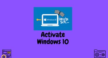 NotePad এ একটা Batch file Create করে আপনার Windows 10 Activate করুন ফ্রিতেই