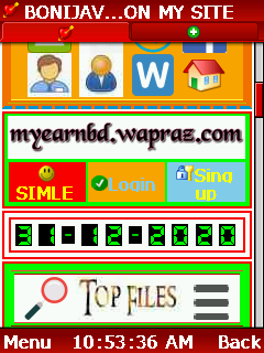 [hot_post]Wapkiz এর জন্য নিয়ে নিন Mehedi.Wapexa.com এর Orginal থিম তাও আবার Wapkiztpl আকারে(না দেখলে চরম মিস)