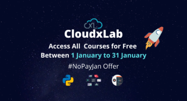 CloudxLab দিচ্ছে নতুন বছর উপলক্ষ্যে যেকোন Course Freeতেই(0$) Enroll করার সুযোগ 31-January পর্যন্ত