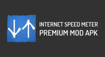 ডাউনলোড করে নিন Internet Speed Meter 1.5.9 Premium APK সকল অ্যান্ড্রয়েড ভার্সনে সাপোর্ট করবে