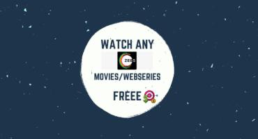 ZEE5 এর সকল Movies এবং Web-series দেখুন ফ্রিতেই (Login/SignUp করা ছাড়াই)