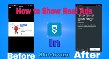 Sketchware দিয়ে Admob এর Real Ads শো করান আপনার অ্যাপ এ আর টাকা ইনকাম করুন।