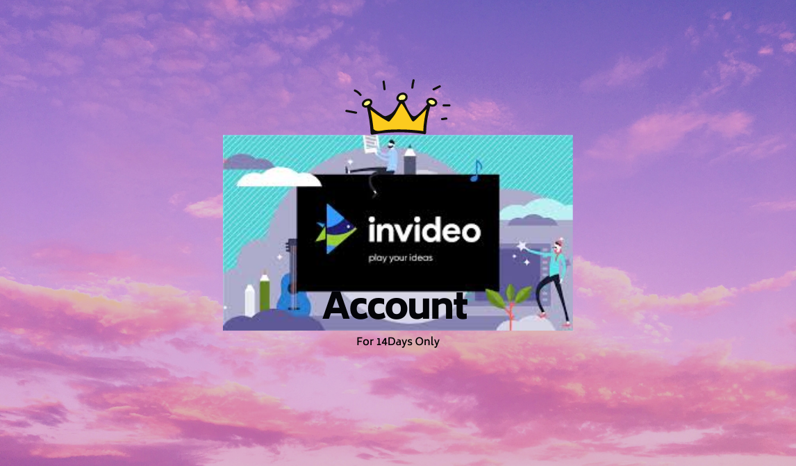 InVideo Pro Account($29.00 per month) ফ্রিতেই , Onlineএই  Video Edit করুন খুব সহজেই