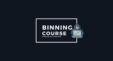 """ফ্রিতেই Download করুন """"Binning Course"""" By Black Hat Pakistan"""