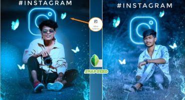 Snapseed Instagram Viral Photo Editing | Snapseed Photo Editing Trick | Snapseed Se Photo Editing